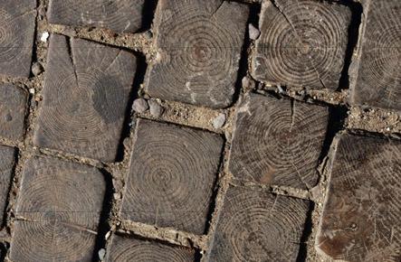 Bruk drewniany